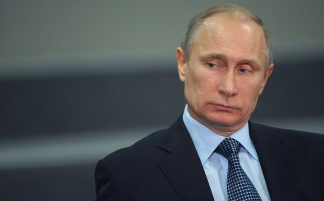 Bất ngờ với thông tin chỉ số tín nhiệm ông Putin sụt giảm