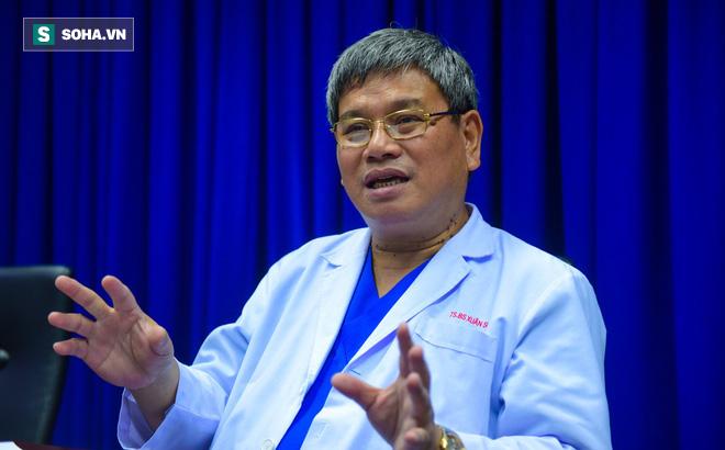 BS Võ Xuân Sơn: Tiêu cực của ngành y không phải là nguyên nhân chính gây ra bạo hành y tế
