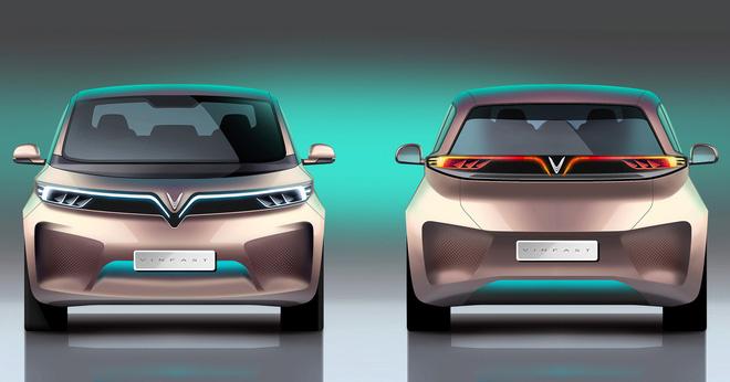 VINFAST công bố 36 mẫu thiết kế cho dòng xe điện và xe động cơ đốt trong - Ảnh 3.