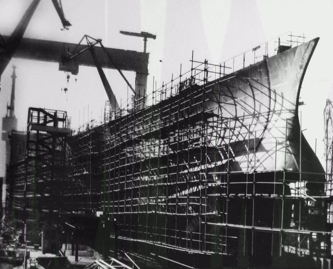 Liên Xô từng chế tạo siêu tàu sân bay hạt nhân mạnh ngang ngửa USS Carl Vinson - Ảnh 2.