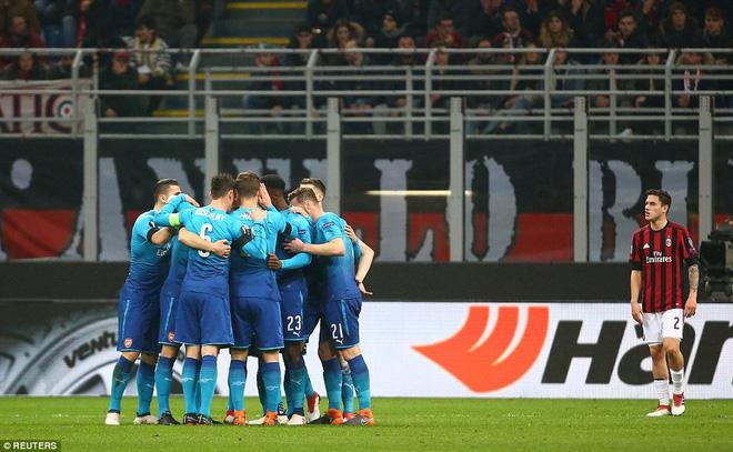 Arsenal đả bại Milan: Trận thắng giúp Wenger giữ ghế? - Ảnh 2.
