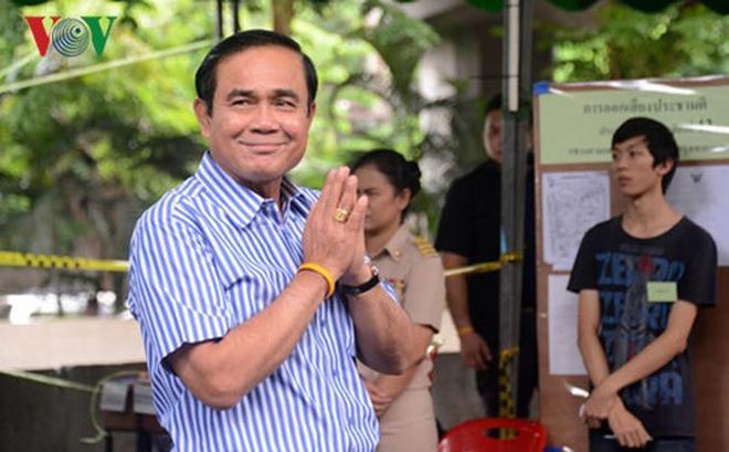 Thái Lan thông qua dự luật bầu Hạ viện và Thượng viện