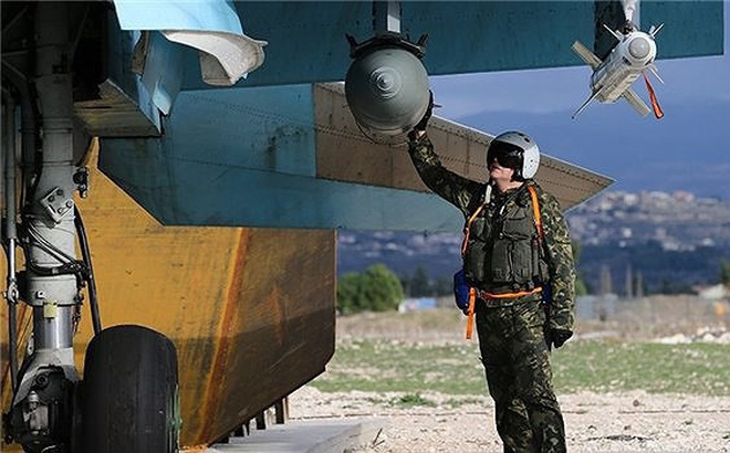 Nga ồ ạt không kích hủy diệt phiến quân cố thủ Đông Ghouta