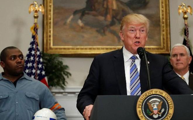 Ông Trump ký lệnh đánh thuế thép và nhôm nhập khẩu
