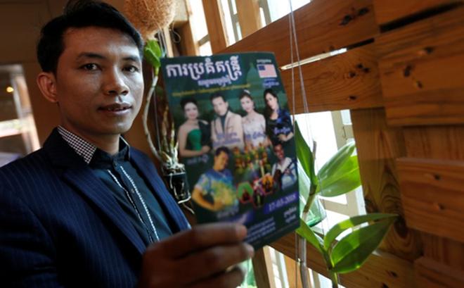 """Sợ quan hệ Campuchia-TQ đi lên, Mỹ tung đòn lạ quyết """"lấy lòng"""" Phnom Penh"""