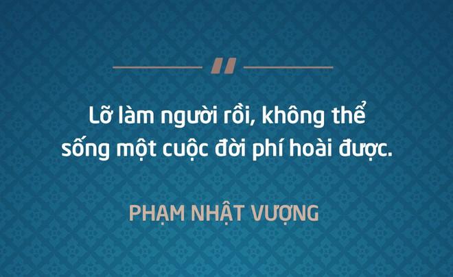 Cuộc đời không phí hoài của tỷ phú đôla Phạm Nhật Vượng - Ảnh 6.