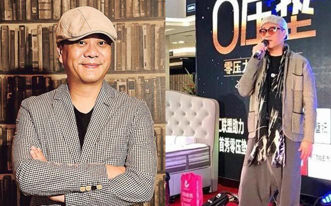 Tài tử Hong Kong Âu Dương Chấn Hoa hết thời đi hát ở tỉnh lẻ và quảng cáo đồ gia dụng