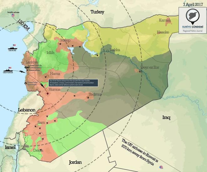 NÓNG: Mỹ điều tàu sân bay, chuẩn bị cùng Anh, Pháp đánh Syria, Nga báo động chiến đấu cao - Ảnh 2.