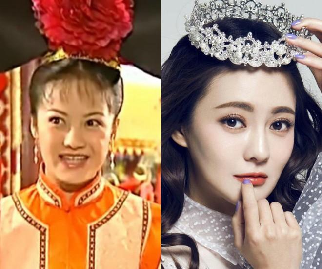 Dàn diễn viên đóng vai A hoàn trong Hoàn Châu Cách Cách: Người thành nữ hoàng giải trí, kẻ đóng phim cấp 3? - Ảnh 12.