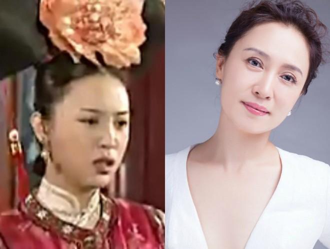 Dàn diễn viên đóng vai A hoàn trong Hoàn Châu Cách Cách: Người thành nữ hoàng giải trí, kẻ đóng phim cấp 3? - Ảnh 8.