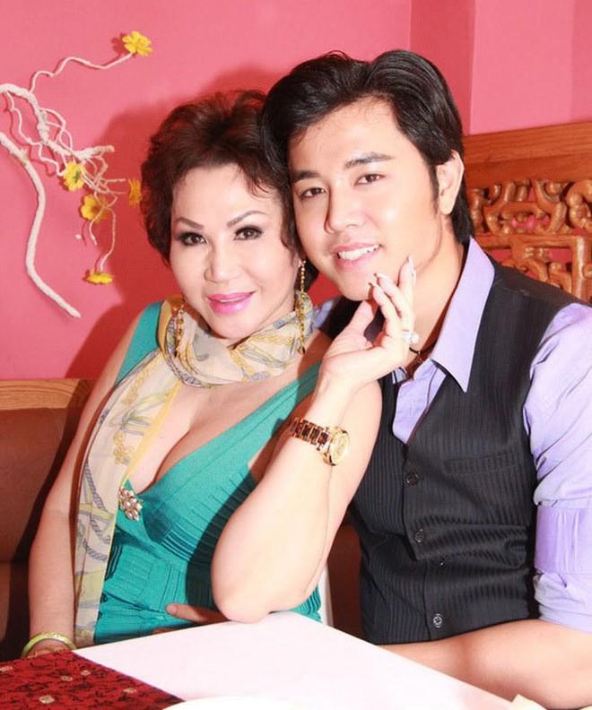 Vũ Hoàng Việt và người yêu tỷ phú hơn 32 tuổi: 5 năm mặn nồng, chia tay lặng lẽ - Ảnh 1.