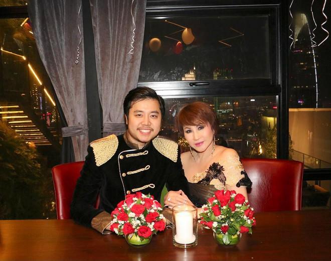 Vũ Hoàng Việt và người yêu tỷ phú hơn 32 tuổi: 5 năm mặn nồng, chia tay lặng lẽ - Ảnh 8.