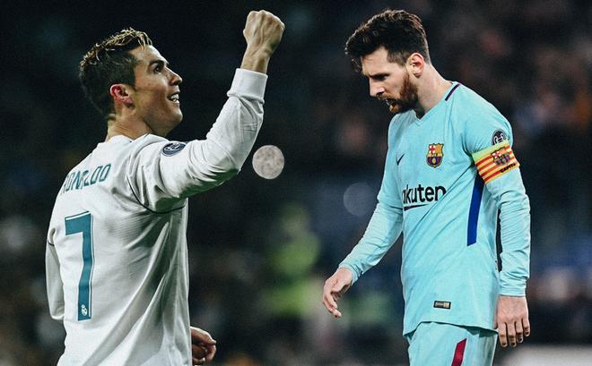 Thành bại luận anh hùng: Ý chí Ronaldo rốt cuộc cũng thắng thiên tài Messi