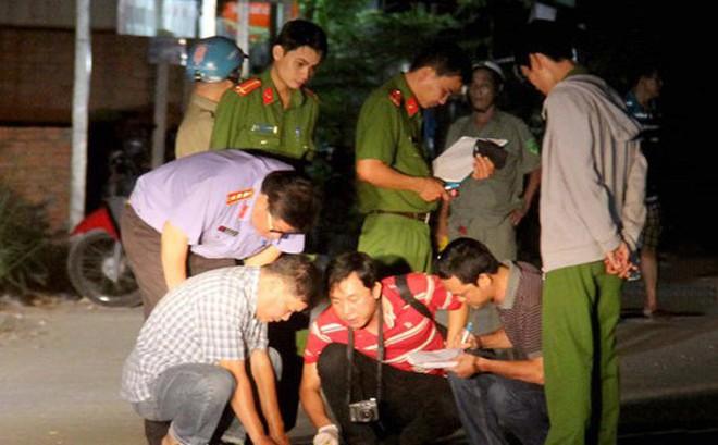 Băng nhóm nổ súng cướp tài sản táo tợn giữa Sài Gòn