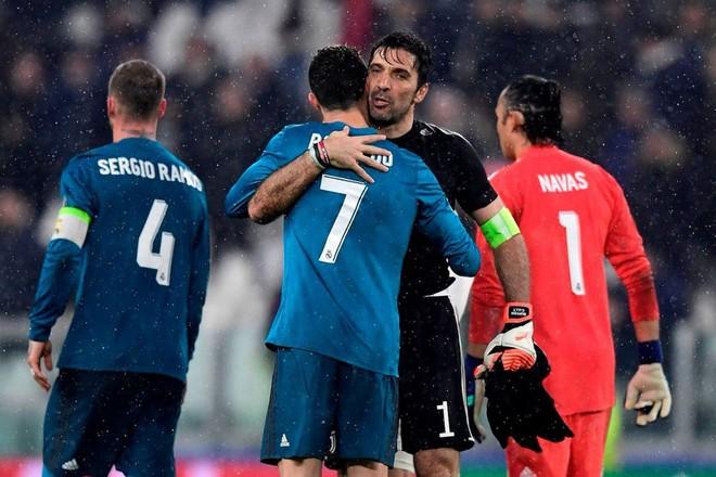 Gianluigi Buffon: Lời từ biệt Champions League của nhà vô địch không ngai - Ảnh 3.