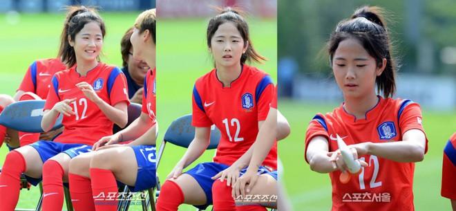 Nữ sát thủ xinh đẹp này có thể phá nát giấc mơ World Cup của tuyển Việt Nam - Ảnh 3.
