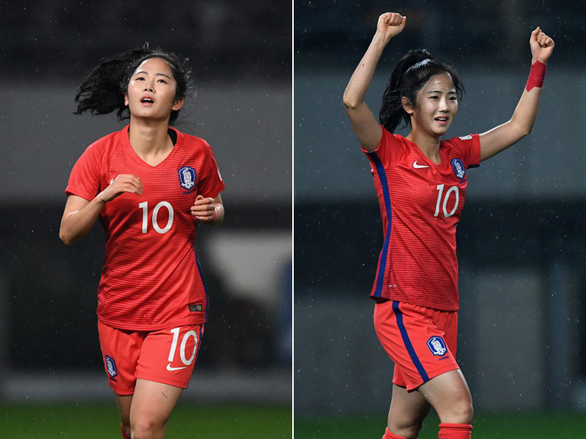 Nữ sát thủ xinh đẹp này có thể phá nát giấc mơ World Cup của tuyển Việt Nam - Ảnh 6.