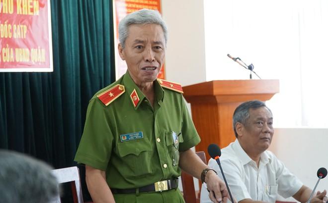 """Tướng Phan Anh Minh: """"Có hiện tượng không lo phá án, chỉ muốn vơ công trạng"""""""