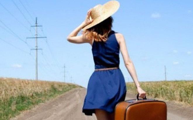 Phụ nữ rất dại khi bỏ nhà ra đi lúc giận chồng