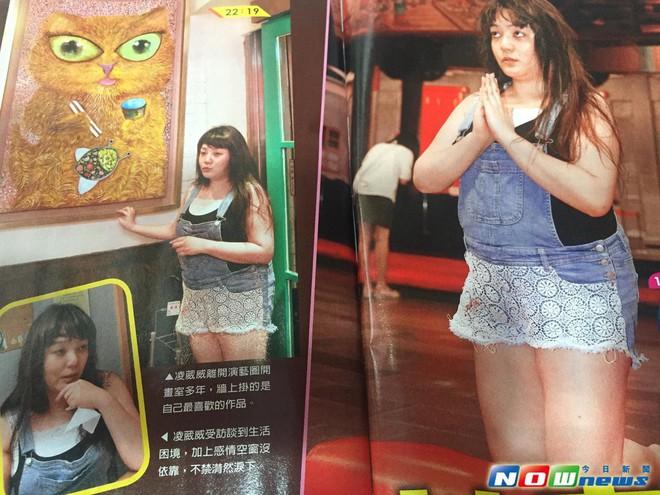 Á hậu Trung Quốc sau khi bị bắt vì bán dâm: Từ mỹ nhân gợi cảm trở nên luộm thuộm, béo mập - Ảnh 10.