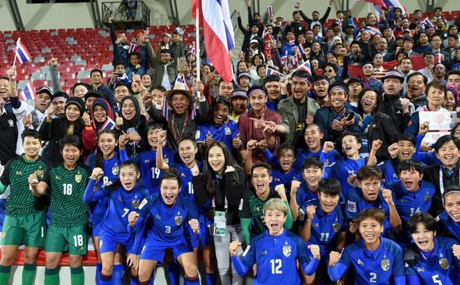 Thái Lan lần thứ 2 liên tiếp giành vé tham dự World Cup