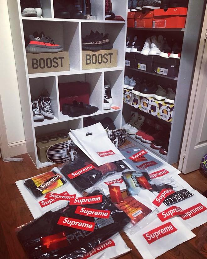 Nhìn bạn trai có bộ sưu tập giày khủng, cô gái ví bán đi mua son dùng cả đời không hết - Ảnh 3.