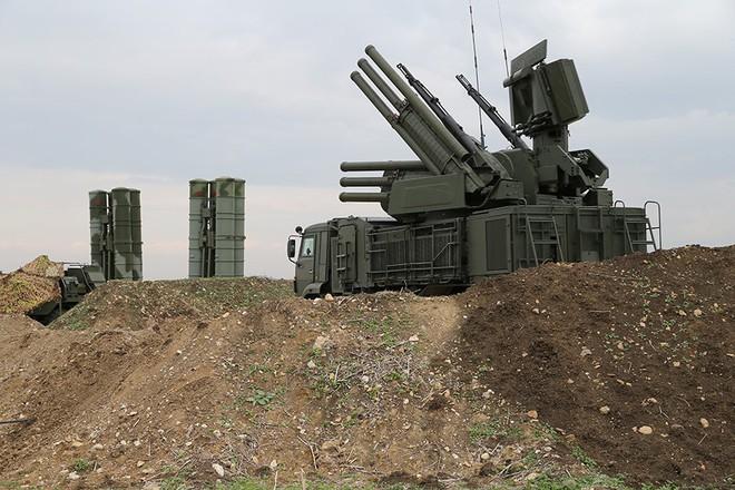 S-400, Pantsir có cơ hội đối đầu lịch sử với tên lửa Mỹ ở Syria? Bên nào giành ngôi vương? - Ảnh 2.