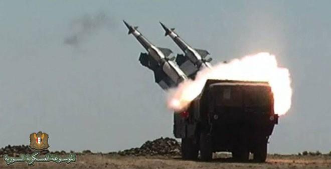 Sự thực đã có bao nhiêu tên lửa hành trình bị phòng không Syria bắn hạ? - Ảnh 1.