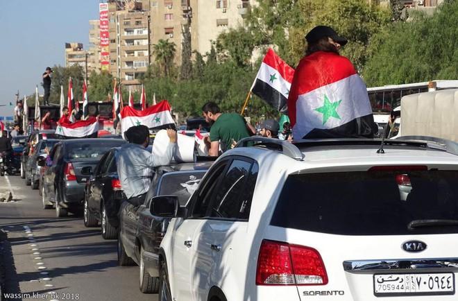 Đêm nay Mỹ và đồng minh có tiếp tục leo thang chiến sự ở Syria? - Ảnh 3.