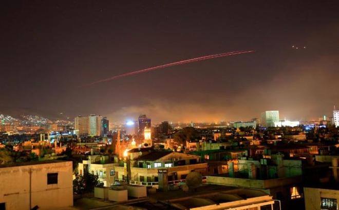 Đại sứ Nga: Liên quân Mỹ-Anh-Pháp phải chịu mọi trách nhiệm về cuộc không kích Syria sớm nay