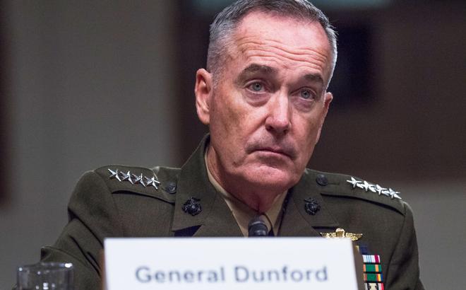 """Đại diện quân đội Mỹ: Nga hoàn toàn """"án binh bất động"""" tại Syria"""