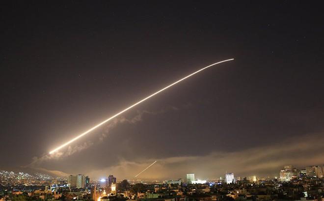 Quan chức Syria: Nga đã giúp đánh chặn và làm chệch hướng tên lửa của liên minh Mỹ - Anh - Pháp