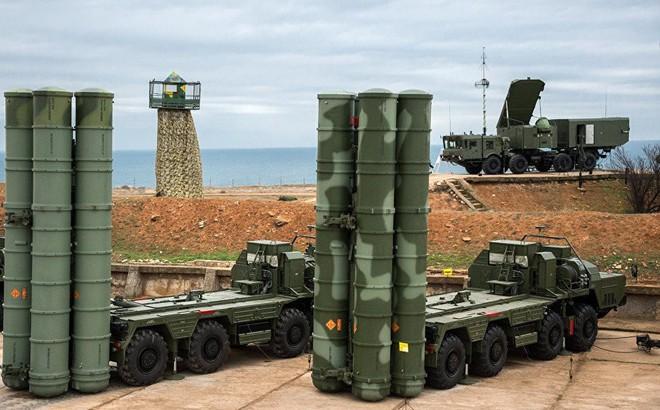 Không tên lửa nào của liên minh bay vào vùng phòng không Nga tại Syria