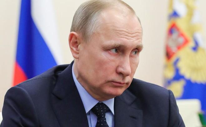 Tổng thống Putin: Tấn công Syria là hành động gây hấn