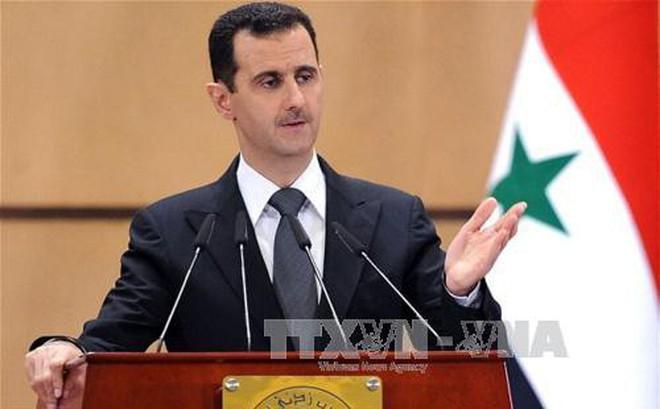 Tổng thống al-Assad tuyên bố các nước tấn công 'đã mất kiểm soát'