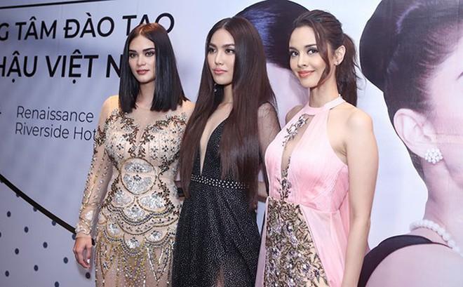 Lan Khuê tự tin đọ sắc cùng Hoa hậu Thế giới, Hoa hậu Hoàn vũ