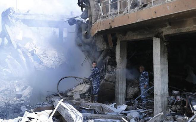Mỹ công bố kết quả mới nhất về đòn tấn công tên lửa vào Syria: Trúng đích, hủy diệt
