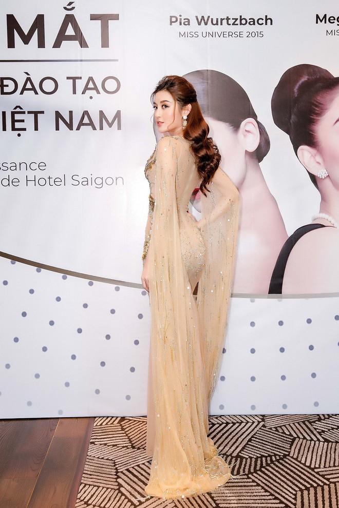 Huyền My đọ sắc với Hoa hậu Thế giới 2013 và Hoa hậu Hoàn vũ Quốc tế 2015 - Ảnh 5.