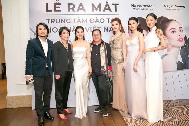Huyền My đọ sắc với Hoa hậu Thế giới 2013 và Hoa hậu Hoàn vũ Quốc tế 2015 - Ảnh 7.
