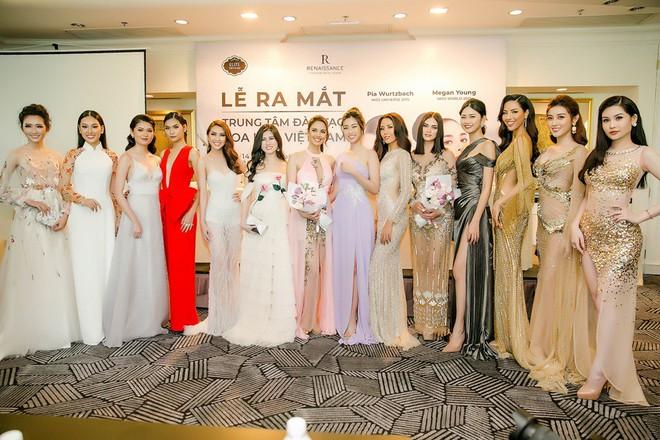 Huyền My đọ sắc với Hoa hậu Thế giới 2013 và Hoa hậu Hoàn vũ Quốc tế 2015 - Ảnh 8.