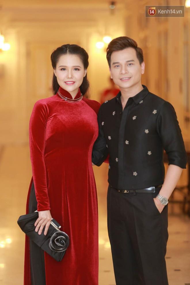 Cập nhật: Trương Ngọc Ánh diện váy xẻ sâu cùng dàn sao Việt đổ bộ thảm đỏ Cánh diều vàng 2018 - Ảnh 6.