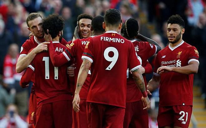 Chuỗi ngày thăng hoa chưa dứt, Liverpool lại chìm trong hạnh phúc