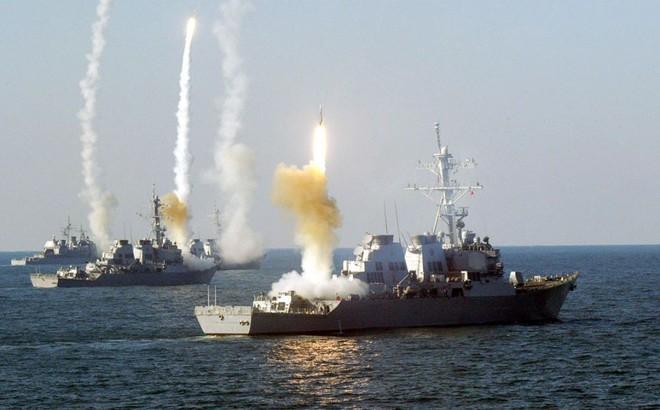 Tấn công Syria: Mỹ thủ sẵn hơn 300 tên lửa - Nguy cơ can thiệp quân sự vẫn còn hiện hữu?
