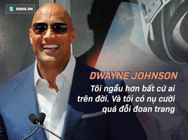 Tôi ngầu hơn bất cứ ai trên đời và ma lực của siêu sao cơ bắp Dwayne Johnson - ảnh 2