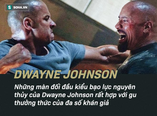 Tôi ngầu hơn bất cứ ai trên đời và ma lực của siêu sao cơ bắp Dwayne Johnson - ảnh 1