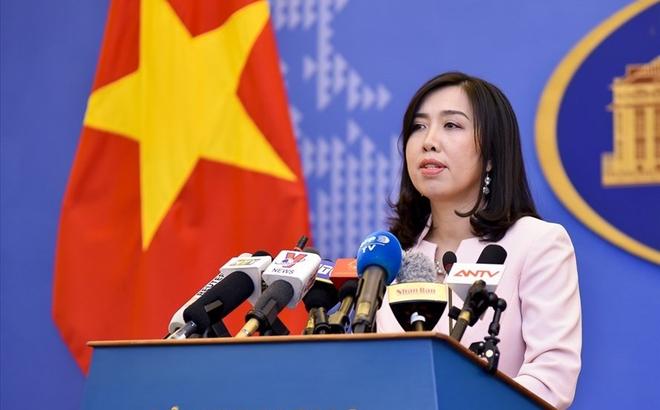 Việt Nam lên tiếng về những diễn biến mới ở Syria