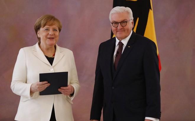 Đức tuyên bố không thể coi Nga là kẻ thù