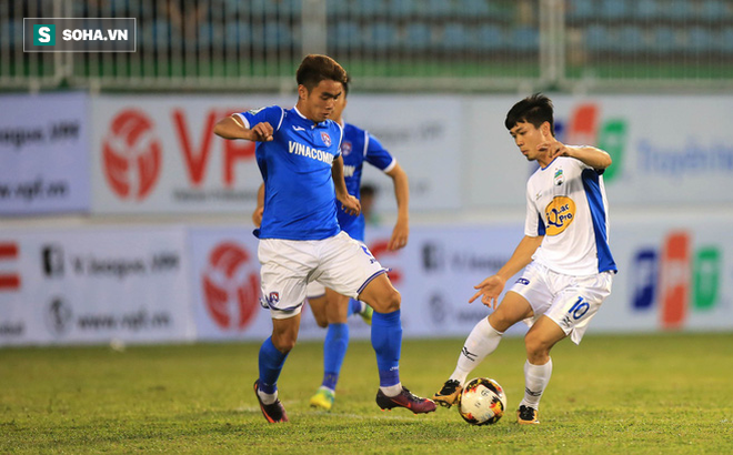 Màn trình diễn tương phản của sao U23 ở vòng 5 V.League