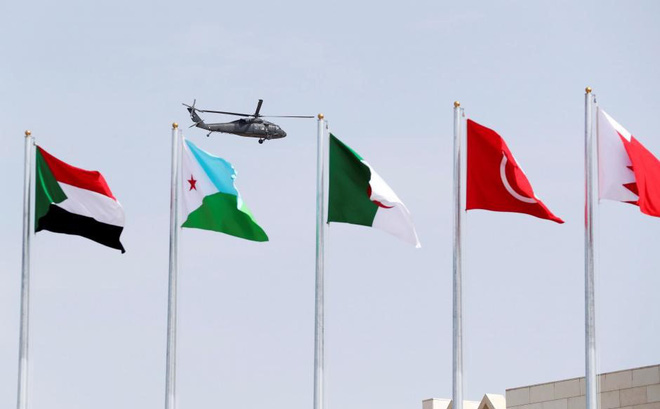Thượng đỉnh Arap nhắm mục tiêu Syria và Iran