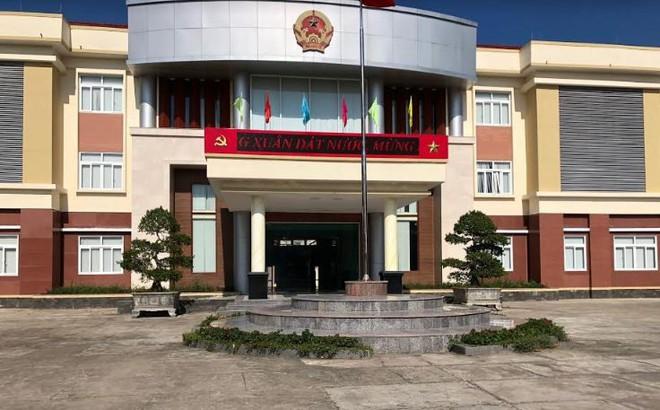 Vụ kỷ luật Phó Chủ tịch huyện tát nhân viên: UBKT Tỉnh ủy Quảng Ngãi vào cuộc